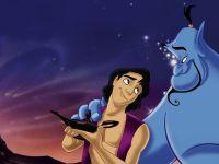hitetleneknek, Aladdin