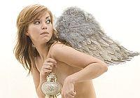 angyal a kapualjban