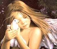 angyal gyermek
