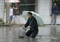 eső, bicikli