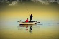 halász és menedzser