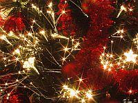 karácsonyi csillám