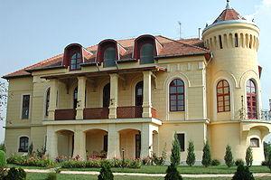 luxusház