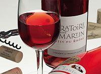 rosé bor fröccs