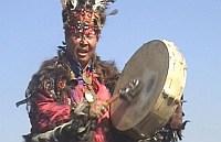 sámán dobolás