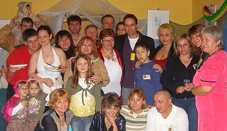 szilveszteri csoport