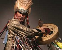 tuvai sámán