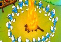 tűz körül
